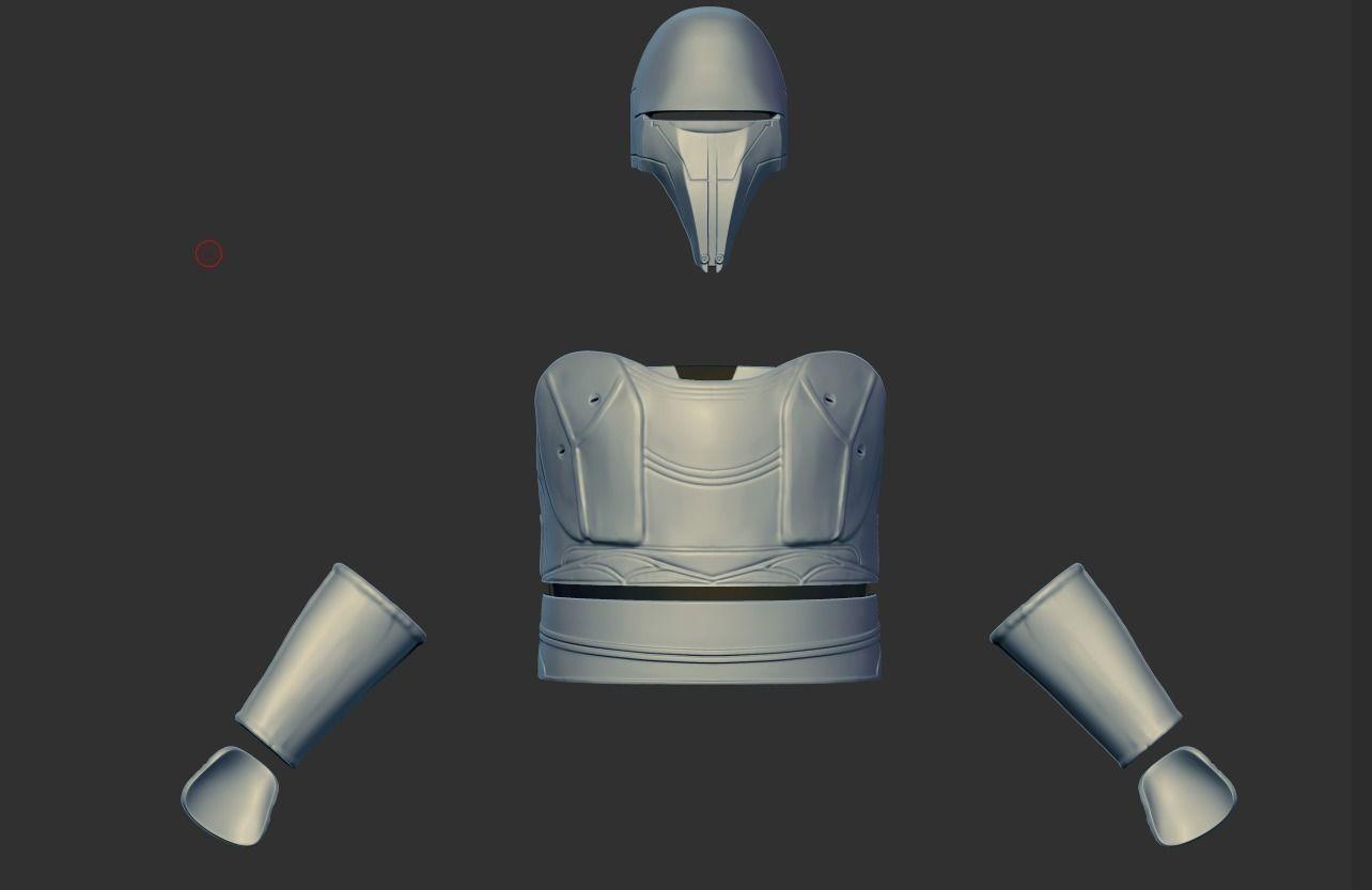 StarWars Darth Revan 501 complete costume for cosplay -benchmark
