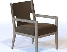 3D model JOSEPH JEUP Cimon Dining Chair