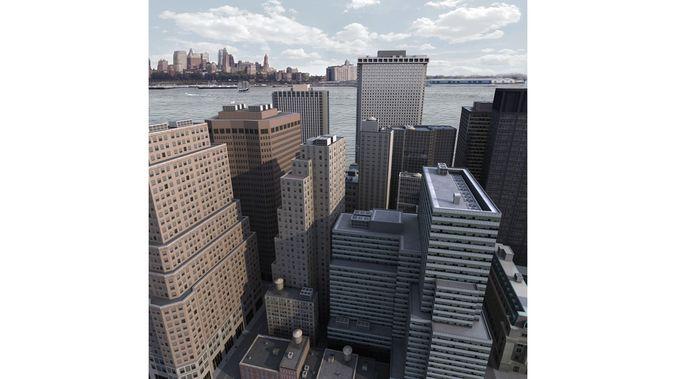 Lower Manhattan District