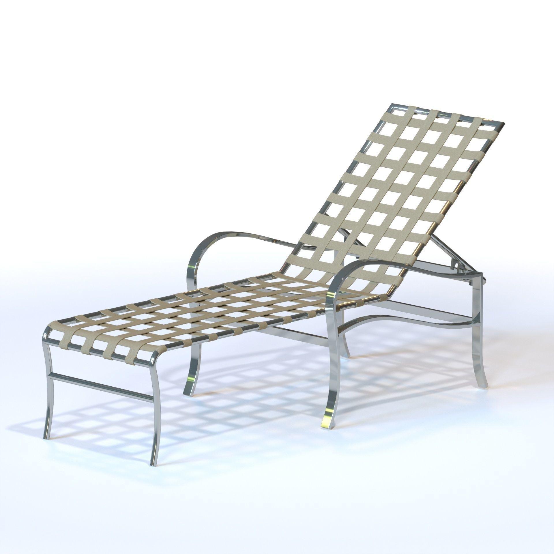 Strange Tropitone By Casual Living Palladian Strap Chaise Lounge 3D Model Interior Design Ideas Helimdqseriescom
