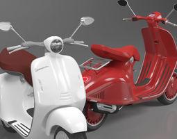 Vespa Sprint 946 3D model