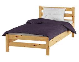 Bed Karelia HOFF 3D