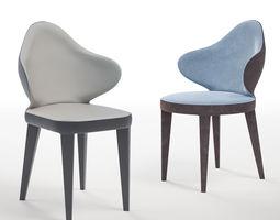 3D model Longhi Miss Chair