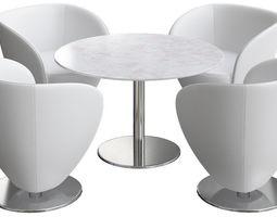 3D model tonon stage chair