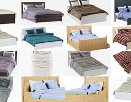 IKEA bed collection 8 models