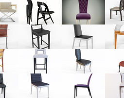 A collection different types chairs for your projects 31