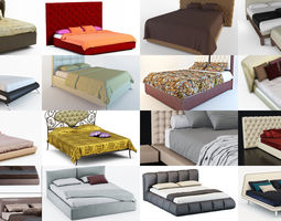 A collection different types of beds for your projects 20