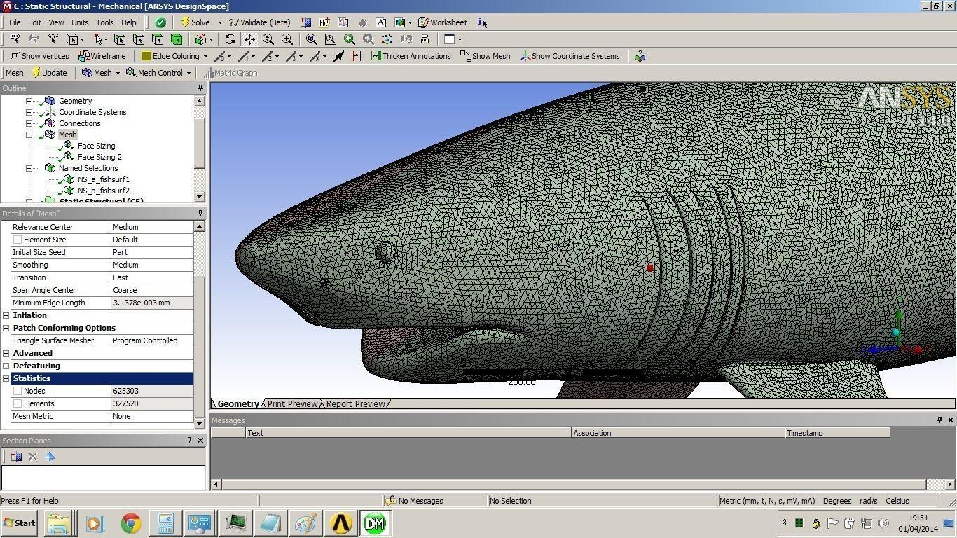 Great White Shark Free 3d Model Stl Sldprt Sldasm Slddrw