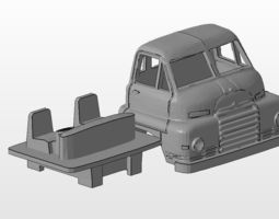 Bedford Type S for 3D Printing