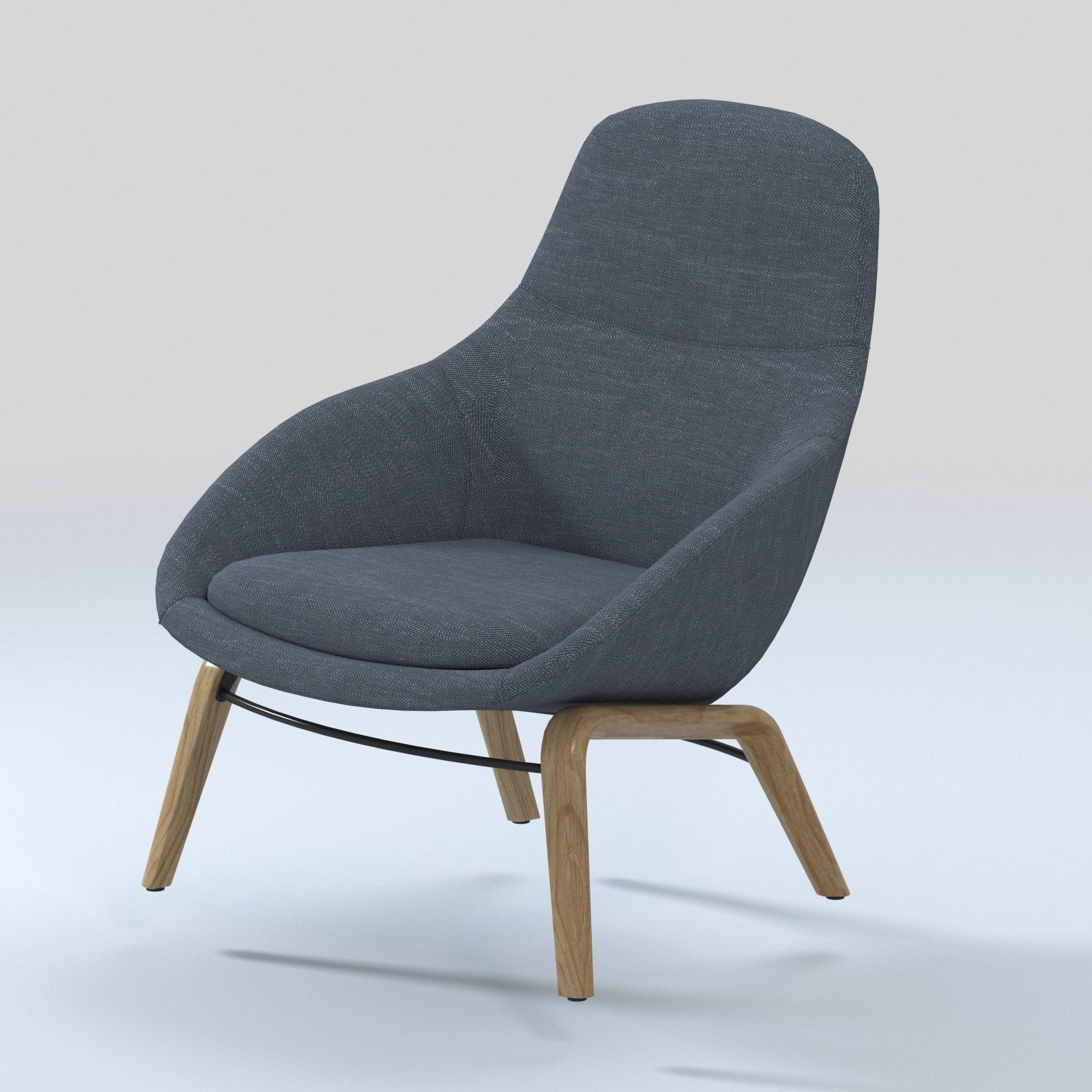 Naughtone - Always Lounge Chair