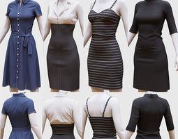 3D model Dresses