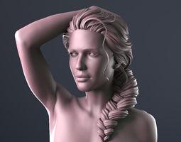 Beautiful Woman erotic 3D printable model