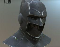 Batman Telltale Cowl 3D Print Ready