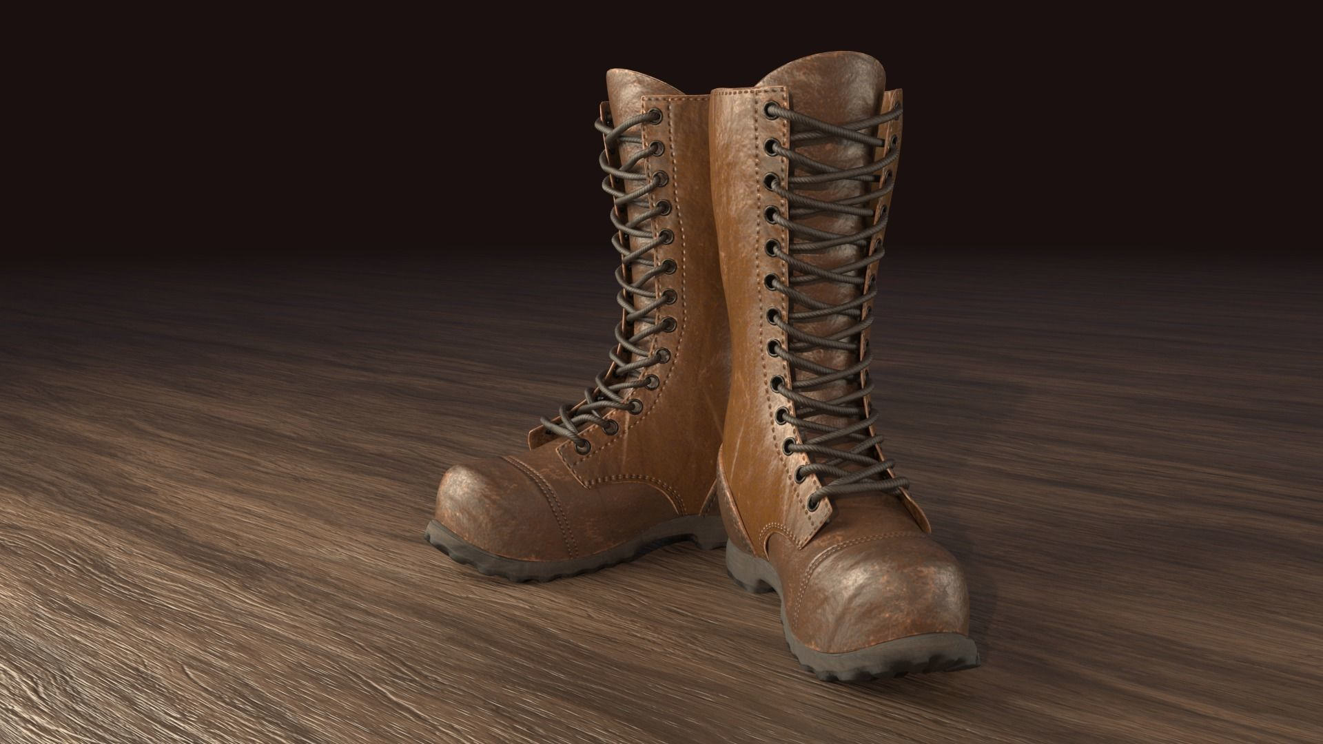 Realistic Boot