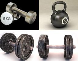 3D fit Gym Equipment