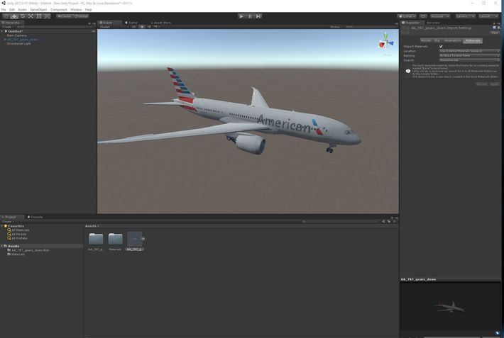 Importing an FBX file into Unity with Textures | CGTrader