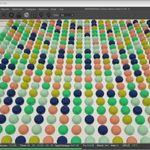 Basics of working with a node Random Color - Octane Render