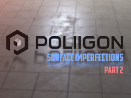Poliigon PBR-material. Add surface imperfections and normal blend. Render in Vray Next Maya.