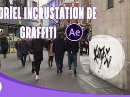 [FRENCH] Tutoriel Graffiti Mur GIMP/AE - Tracking Compositing CC et Rendu
