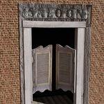Create Swinging Doors In Blender 2.93, Quick and Easy