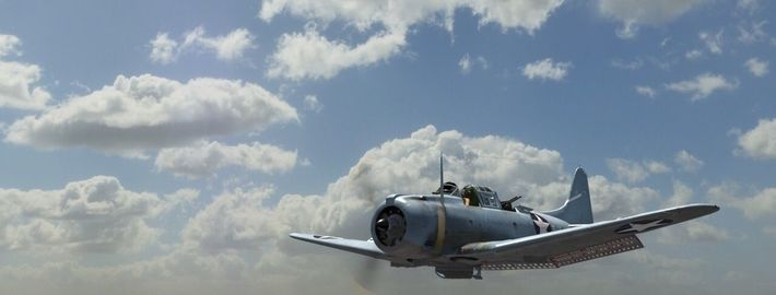 One Million Dollars Saved in New WWII Film Production Using Stock 3D Models  6