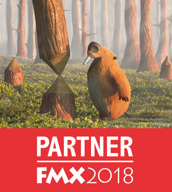 Meet our team at FMX2018 in Stuttgart 1