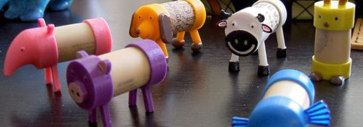 4 Cool 3D-printed Projects to Do Over the Weekend
