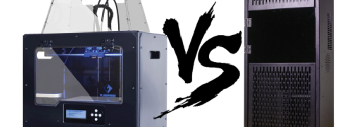 FDM vs DLP 3D Printing