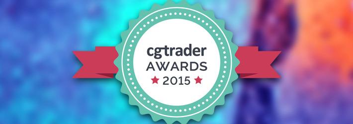 CGTrader Awards 2015