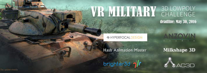 Let Loose The Dogs Of War With Our 3D VR-Military Challenge