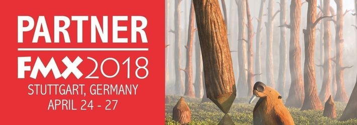 Meet our team at FMX2018 in Stuttgart